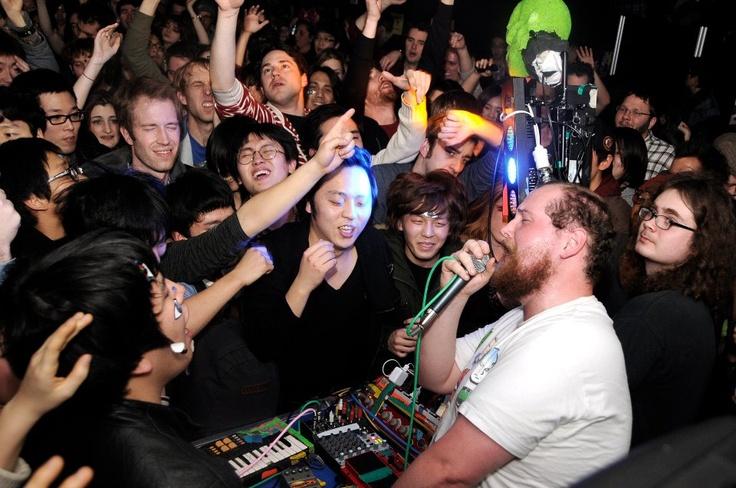 DAN DEACON in SEOUL 2012.1.28 @ Rolling Hall