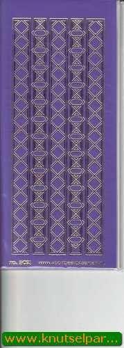 Nieuw bij Knutselparade: K158 Stickervel paars/goud nr.3021 https://knutselparade.nl/nl/stickervellen/6228-k158-stickervel-paars-goud-nr3021.html   Stickervellen, Hoekjes en Randen -