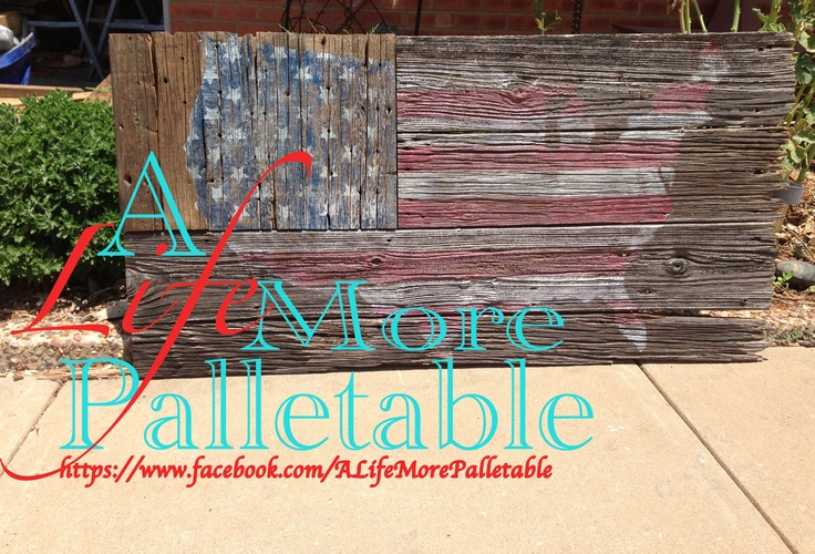17 best images about american flag projects on pinterest for Local reclaimed wood