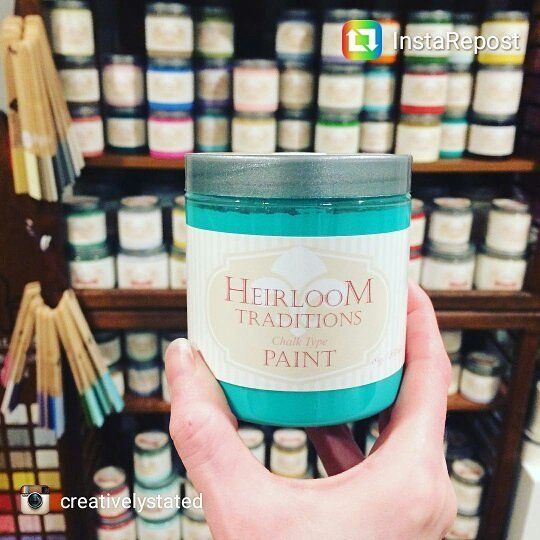 Wonderful Aardvark Furniture Is Pleased To Offer @Heirloom Traditions Paint Products  In @Creatively Stated In