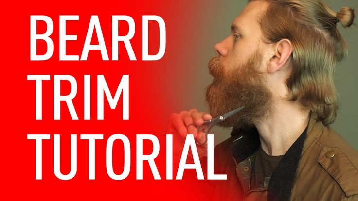 Beard Trim Tutorial