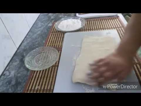 Puff pastry sheet recipe | How at Home | Hindi  https://youtu.be/2mYhnjdoXFY