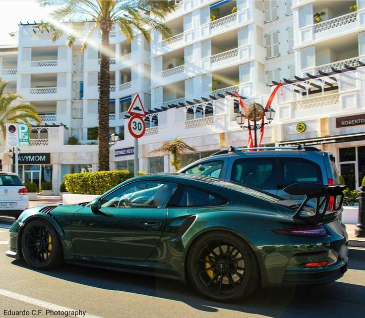 414 best Porsche Shades of Green images on Pinterest | Cars, Green