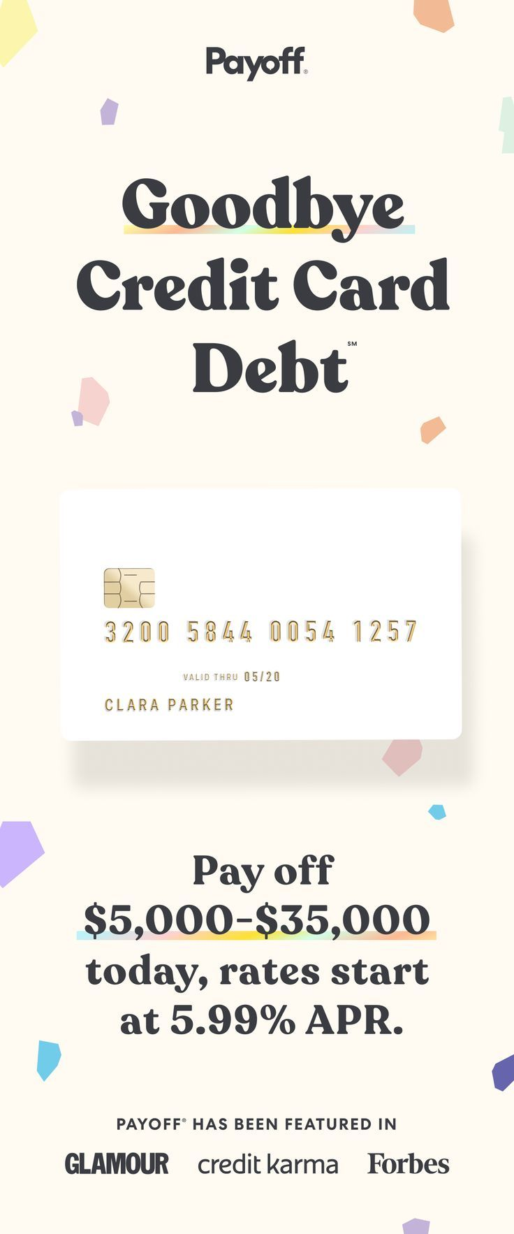 Get 5 000 35 000 To Pay Off Your Credit Cards Low Interest