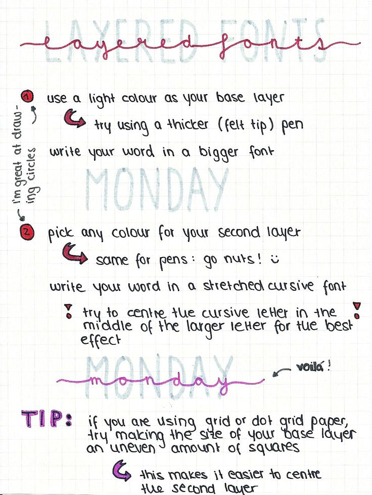 """productivityblr: """" @ask-your-captain-levi asked me to post a tutorial on how I design the headers for the daily pages in my bullet journal (see this post) and I was more than happy to do so...."""