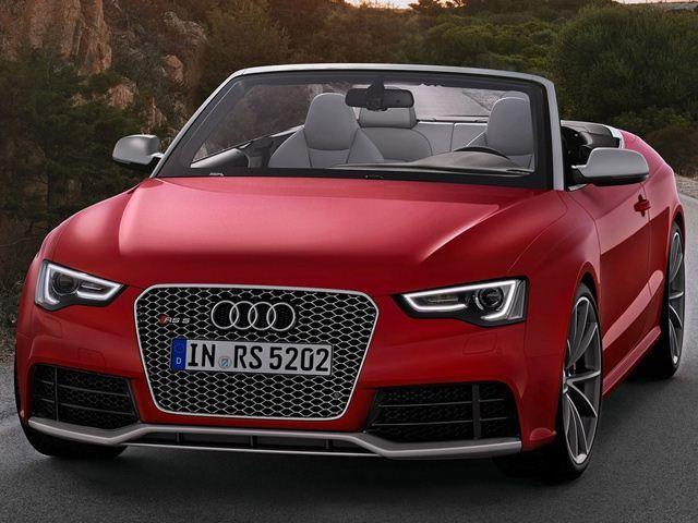2016 Audi A5 Convertible