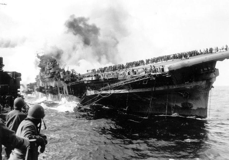 Segunda Guerra Mundial: Las Islas del Pacífico - El Atlántico
