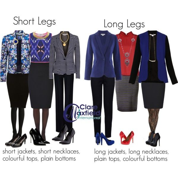 """""""dressing long and short legs"""" by claremaxfield on Polyvore"""