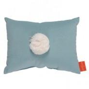Decorative cushion : Pompon by Marika Giacinti Paris