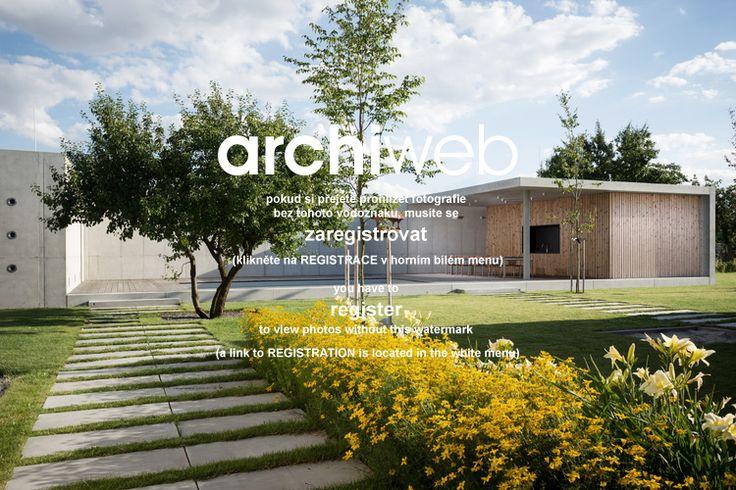 archiweb.cz - Zahradní pavilon v Olomouci