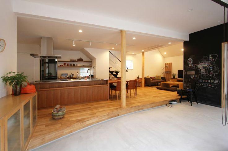 家を建てる前に考えたい!住まいの空間のメリットとデメリットの比較 (から kiyohide.hayasi -  homify)