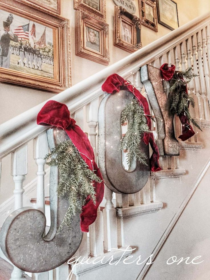 19 best Holiday Decor images on Pinterest Bbq, Budgeting and - christmas home decor ideas