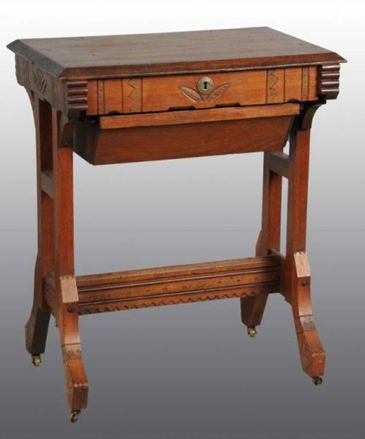 Learn To Identify Eastlake Furniture