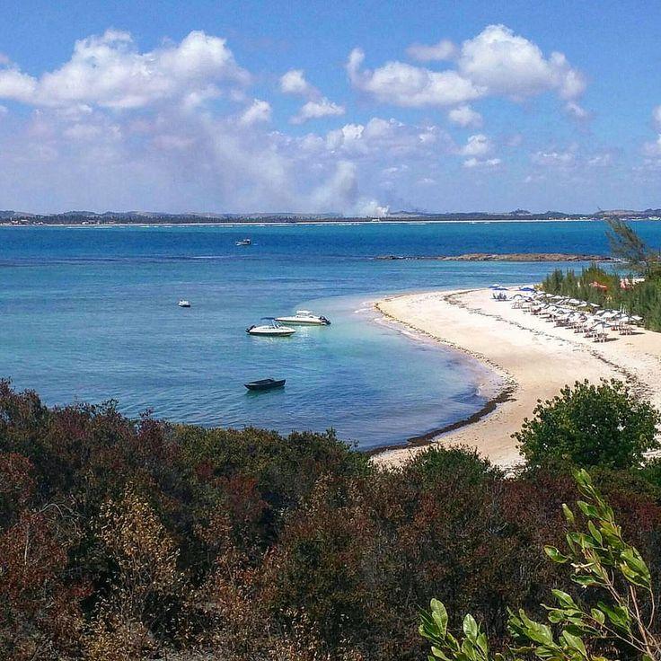 Ilha de Santo Aleixo, em Sirinhaém (PE)