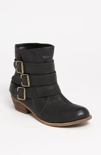 BP. 'Rally' Bootie | Nordstrom: Fall Must Have, Shoes Boots, Flats Shoes, Woman Shoes, Belts Booty, Buckles Boots, Buckles Booty, Chunky Boots, Casual Boots