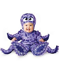 Tiny Tentacles Costume for Baby