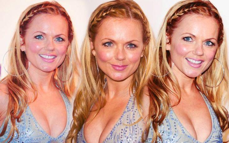 Fonds d'écran Célébrités Femme > Fonds d'écran Geri Halliwell Wallpaper N°383413 par soleildhivers - Hebus.com