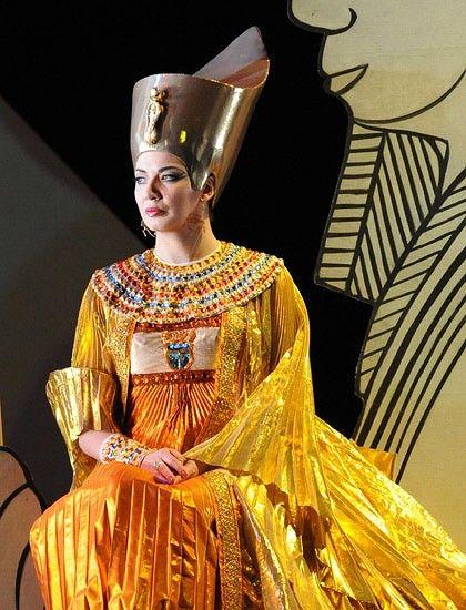 aida opera | ... soprano Milijana Nikolic makes her Opera Queensland debut as Amneris
