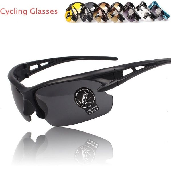 Men/'s Ourdoor Polarized Sunglasses Fashion Driving Sports Riding Glasses New