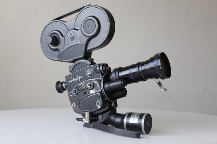 The Beaulieu R16 'Automatic' 16mm Camera with a 12-120mm angenieux lens and 200' mag.