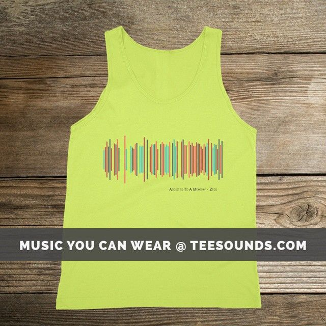Addicted To A Memory by Zedd  Design your own @ teesounds.com  ONLY $28 WITH FREE WORLDWIDE DELIVERY