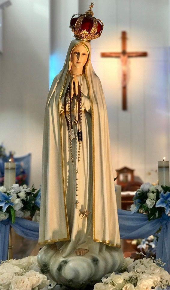 Fatima Mae Da Igreja Fotos De Nossa Senhora E Noiva De Cristo