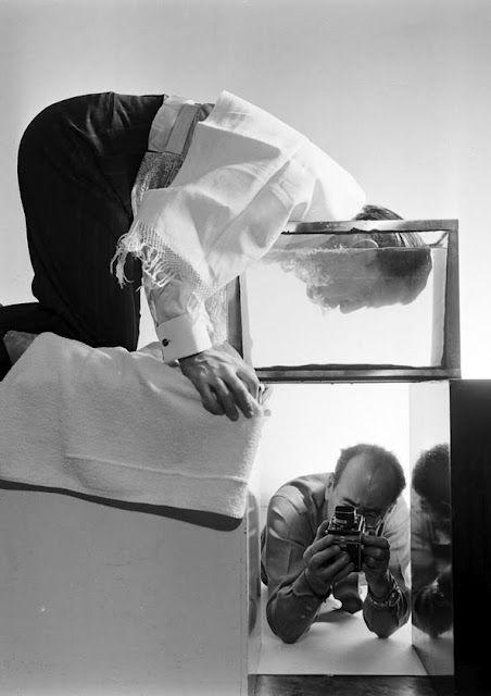 Phillipe Halsman: Dali, 1954.