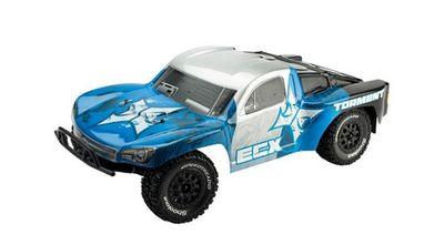Model ECX SCT Torment 1:10 RTR 2WD szaro-niebieski http://germanrc.pl/pl/p/ECX-SCT-Torment-110-RTR-2WD-szaro-niebieski/5797