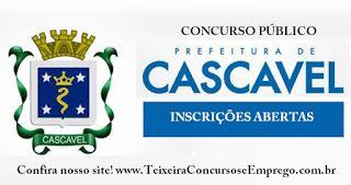 Apostila para o concurso Prefeitura de Cascavel para Guarda Municipal - PR.