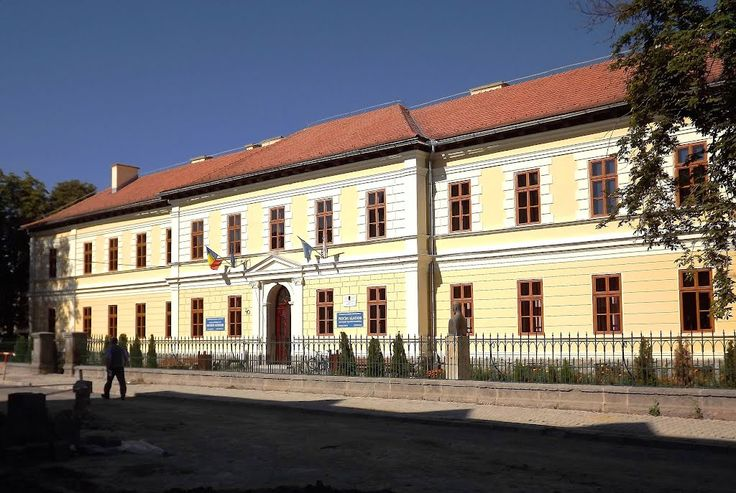 Miercurea Ciuc - Şcoala Generală ''Petőfi Sándor'' / Csíkszereda - ''Petőfi Sándor'' Általános Iskola
