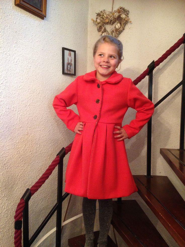 Mooie mantel jas uit de b*trendy!!!