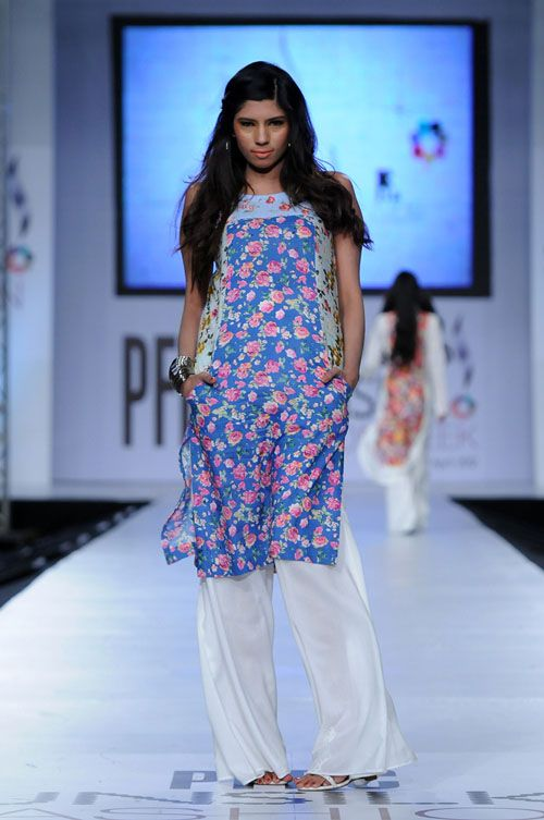 Zara Shahjahan Collection at PFDC Sunsilk Fashion Week 2012