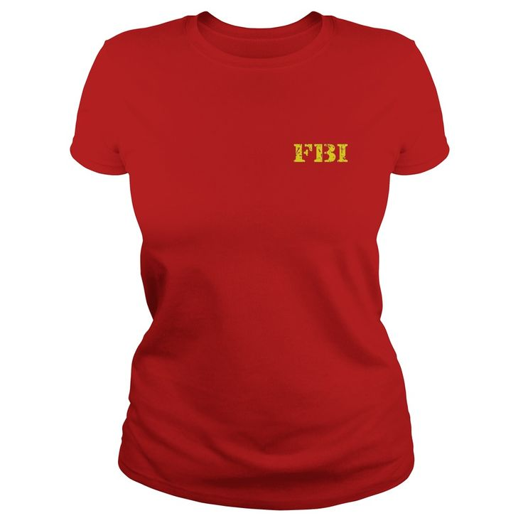 FBI Logo Shirt With Vintage Distressed Look  #gift #ideas #Popular #Everything #Videos #Shop #Animals #pets #Architecture #Art #Cars #motorcycles #Celebrities #DIY #crafts #Design #Education #Entertainment #Food #drink #Gardening #Geek #Hair #beauty #Health #fitness #History #Holidays #events #Home decor #Humor #Illustrations #posters #Kids #parenting #Men #Outdoors #Photography #Products #Quotes #Science #nature #Sports #Tattoos #Technology #Travel #Weddings #Women