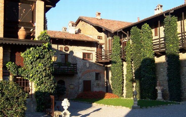 CASTELLO DELLA MARIGOLDA - Castello Curno (Bergamo) Lombardia   Matrimoni e ricevimenti