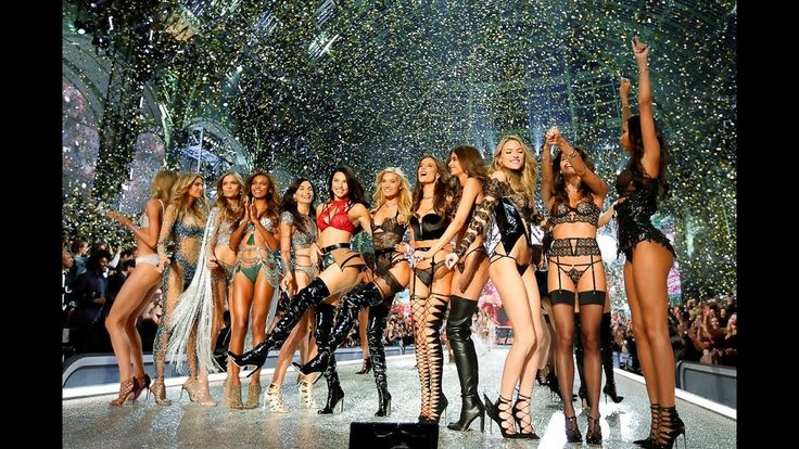 Victoria's Secret - The Making Of Fashion Show Paris 2016
