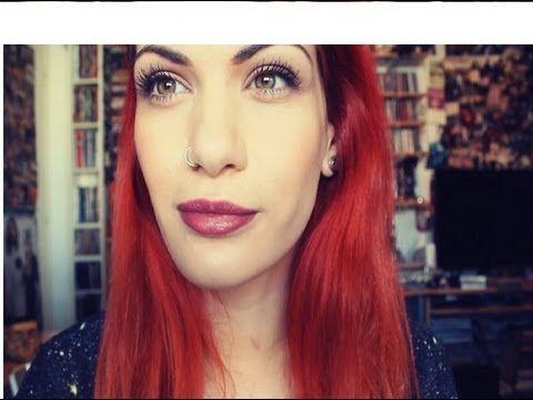 Απλό και γρήγορο καθημερινό μακιγιάζ - YouTube