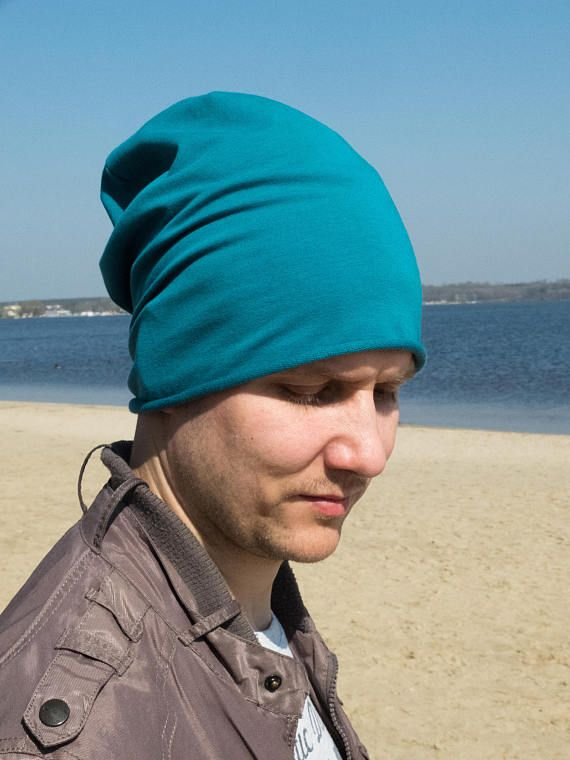Slouchy beanie men lightweight beanie hats for women