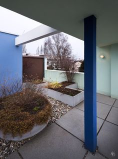 AD Classics: Weissenhof-Siedlung Houses 14 and 15 / Le Corbusier and Pierre…