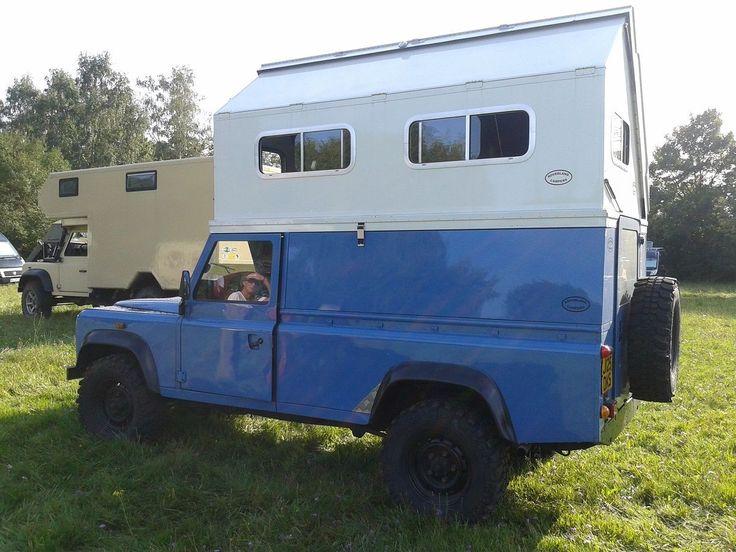 Land Rover, Defender, 110, 200TDI, Camper in in Neunkirchen-Seelscheid | eBay