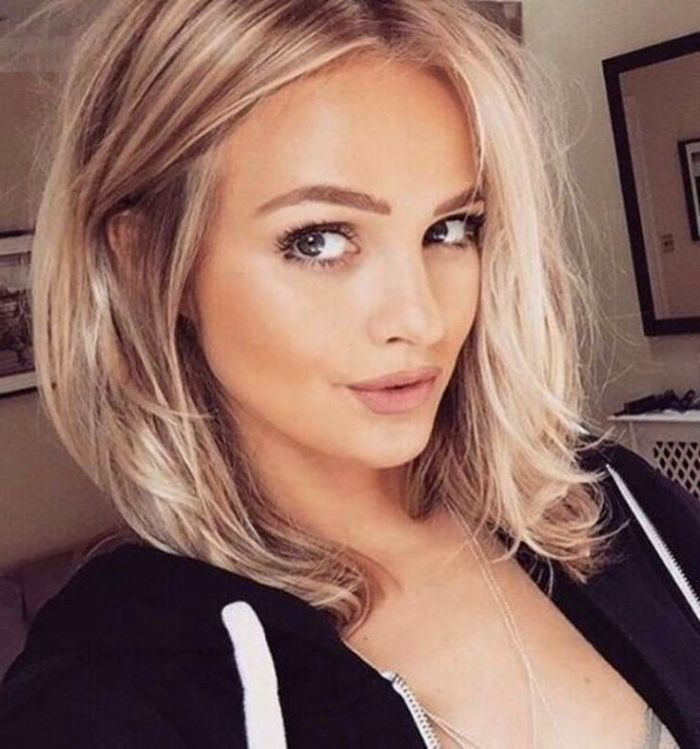 Superb Bob Hairstyles 2018 Blond Ideas #blond #hai…