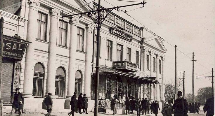 Старинная фотография Кишинева