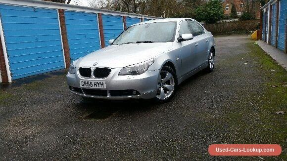 BMW 525d FSH  3 KEYS FULL MO #bmw #525 #forsale #unitedkingdom