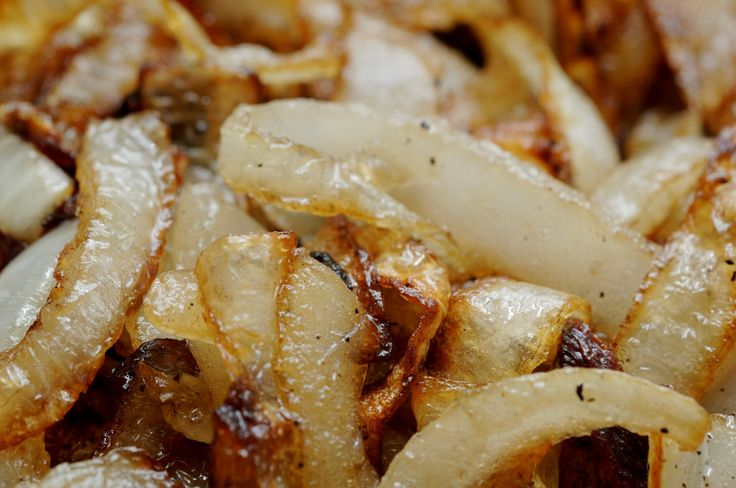 How do you achieve 'translucent', 'golden brown', or 'caramelised' fried onions? Learn how to fry onions properly, then use your newfound skills in one of our wonderful onion recipes. Plus: how to chop onions video.