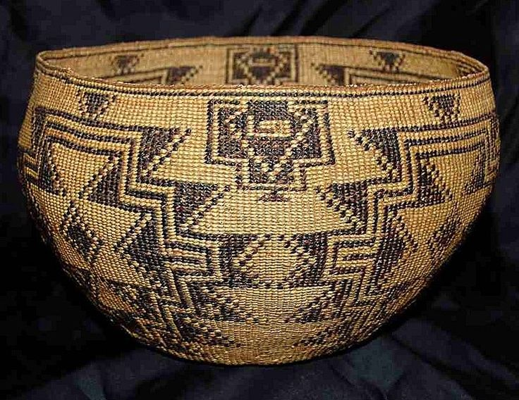 Basket Weaving Tribes : Best images about pottery on american
