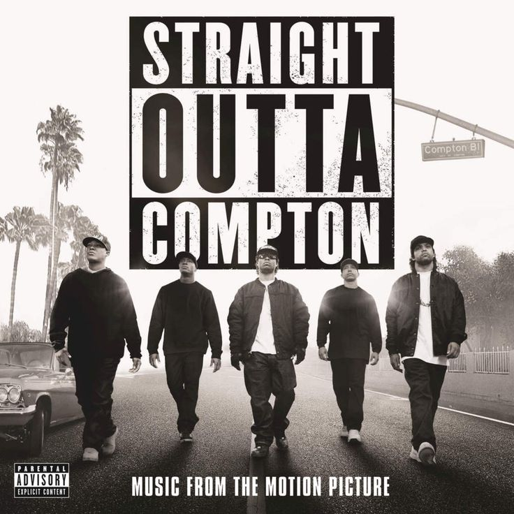 N.W.A – Straight Outta Compton (Music From The Motion Picture) Lyrics | Genius