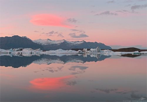Reflections within Reflections | Auster-Skaftafellssysla, Iceland©Scott Morgan Images (morgo1968): Scott Morgan, Iceland, L'Wren Scott, Images Morgo1968, Posts, Morgan Images