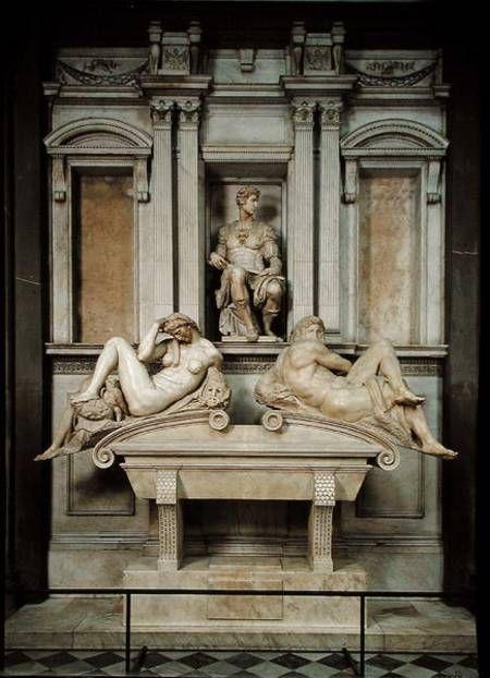 Tumba de Giuliano de Medici