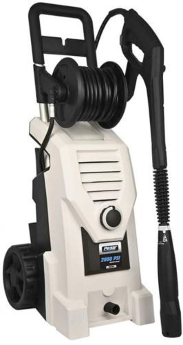 Electric Pressure Washer Hose Wheel Lightweight Powerful Cleaner Patio Floor  #Cleaner #Floor #PressureWasher #Electric #Patio #Lightweight