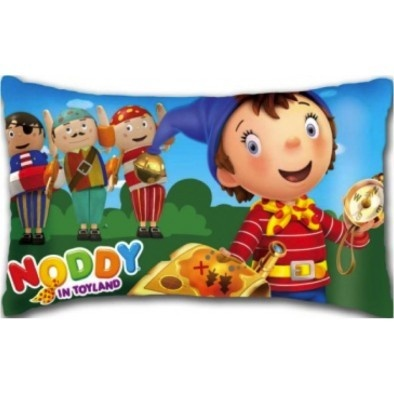 Noddy Rectangle Shaped Cushion- Noddy and Pirates [TSSTNRCNP] - ₹349.00 : Toyzstation.in, The online toys store