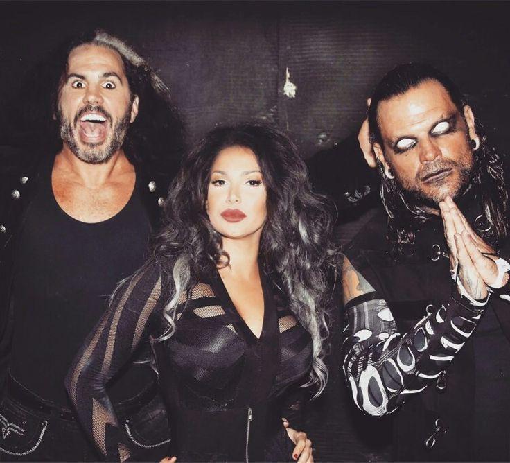 Broken Matt, Reby & Brother Nero.   The Broken Hardys. The best stable on Impact Wrestling. Aaaaaaahh....